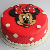 minnie-mouse-taart