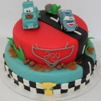 cars-taart