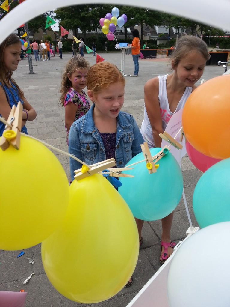 Ballonprikken